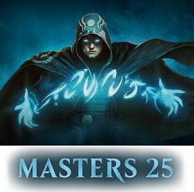 MTG Magic 4x Choose your COMMUN Masters 25 (M/NM)