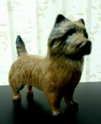 VINTAGE SMALL BESWICK Cairn Terrier Dog Figure - 3 1/4