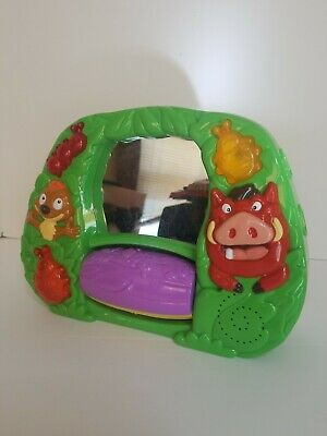 DISNEY BABY FISHER PRICE LION KING SIMBA'S PLAY GYM Replacement Music Light Box