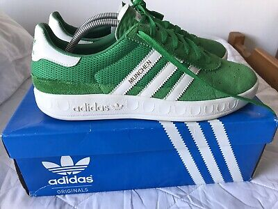Adidas Jeans & Jaune Daim Taille 8 80 S Football Casuals