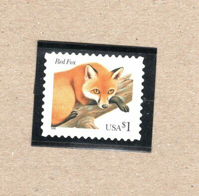 3036 RED FOX SINGLE ( Heavenly Stamp Mounted ) MNH-XF   VERY SCARCE