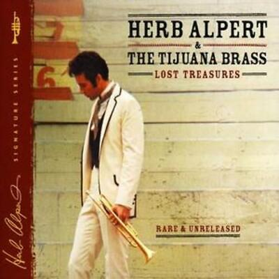 Herb Alpert and the Tijuana Brass : Lost Treasures CD (2006)