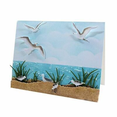 Sea Birds Metal Cutting Dies Animals Cutting Scrapbooking Card Seagull Die Cut