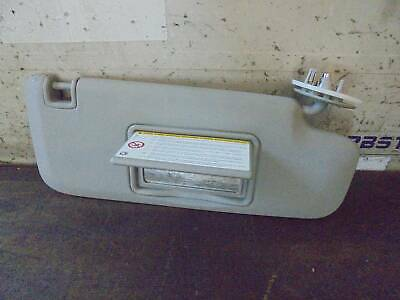 sun visor right driver O/S Vauxhall Astra J  1.4 74kW A14XER 185999