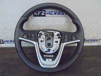 steering wheel Vauxhall Astra J 13351021 1.4 74kW A14XER 186005