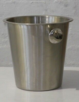 Champagne / Ice Bucket Stainless Steel With Handles