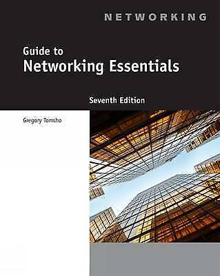 NEW -  FAST to AUS - Guide to Networking Essentials by Greg Tomsho (7 Ed)