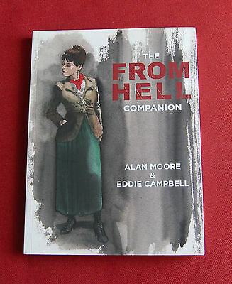The FROM HELL Companion by Alan Moore & Eddie Campbell (Paperback, 2013)