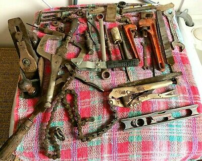 Massive Collection of Vintage Tools Rare Tools