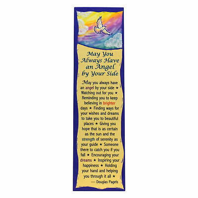 Blue Mountains Arts: Always Have An Angel By Your Side Bookmark Giftware