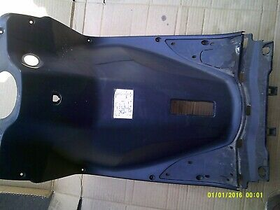 nipponia miro 125 inner ignition panel fairing plastic  2016