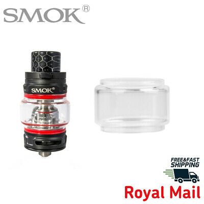 SMOK TFV12 Prince Baby PYREX Extension Bulb Bubble FATBOY Replacement Glass