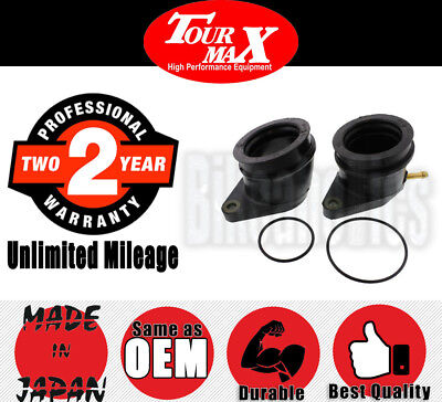 Intake Rubber Pair for Yamaha Atv / Quads