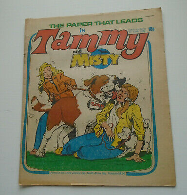 Tammy and Misty Comic 7th June 1980