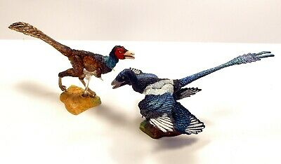 Beasts of the Mesozoic Eastern pack - Microraptor gui and Mononykus NEW