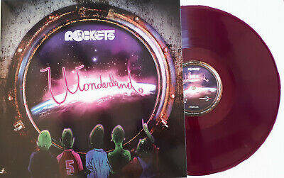 Rockets - Wonderland - Lp Vinile 33 Giri - Colorato Viola 375 Copie Numerate