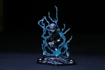 Naruto Kakashi Hatake Nara Shikamaru Anime Collection Model Toy PVC Y044