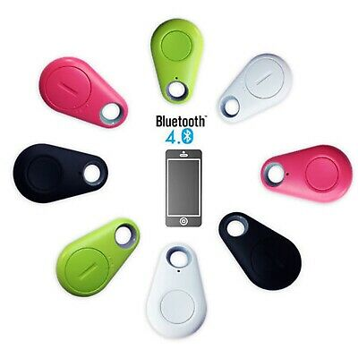 Smart Bluetooth Wireless Key Finder Anti Lost Tag Tracker Alarm GPS Locator S-CA