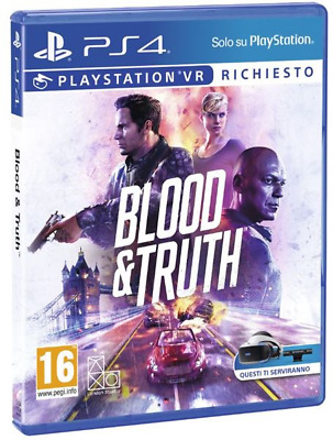 Sony PS4 BLOOD AND TRUTH VR 9998594