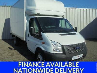 2014 Ford Transit 2.2Tdci T350 13 Ft 6 Grp Luton ** 125Bhp ** A/C **Taillift **
