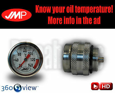 Motorcycle Oil temperature gauge - M30 X 1.5  Exposed needle length: 8mm