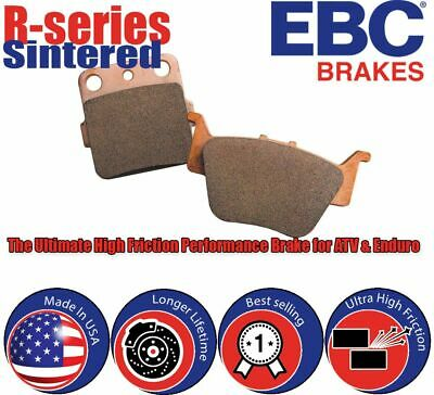 Front Left EBC R-Series - Sintered ATV and Dirt Brake Pads for Kawasaki KFX