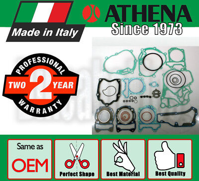 Athena Complete Gasket set and seal kit for Piaggio Scooters