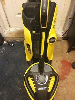 Karcher k7 Full Control Washer  pressure Faulty