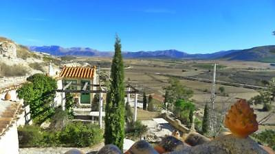 Spanish CAVE HOUSE Wellness centre/ Holiday Complex/ Business property ANDALUCIA