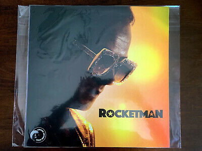 Rocketman Poster Elton John Movie 12X12 Promo Swag L.A. Premiere RARE Rocket Man