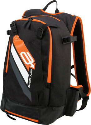 Arctiva Snow Snowmobile TECHNICAL 3L Hydration Backpack (Black/Orange)