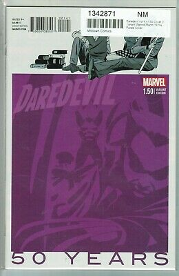 2014 DAREDEVIL #1.50 VF//NM-NM 50TH ANNIVERSARY ISSUE MARVEL NOW