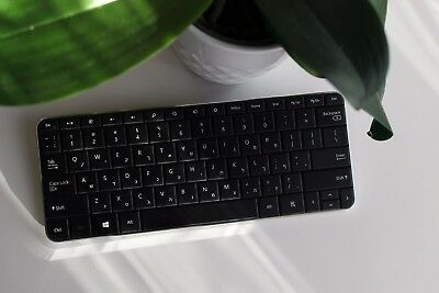 5b74567d22f Executive Wireless Bluetooth Keyboard OSX iOS Android Samsung Linux Win 7 8  10
