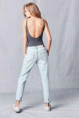 amazing selection purchase authentic new design URBAN OUTFITTERS BDG Women's Slim Boyfriend Jeans Distressed Light Wash  Size 28