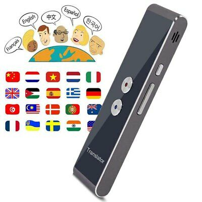 NEW Translaty MUAMA Enence Smart Instant Real Time Voice Languages Translator