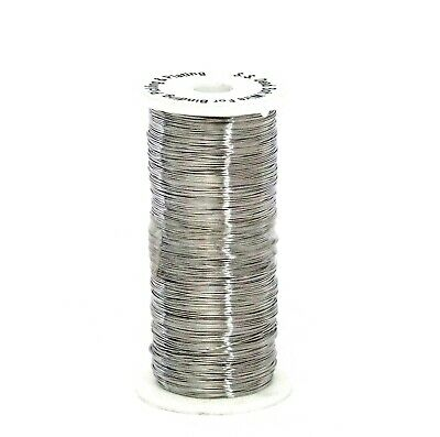 28ga Stainless Steel Dead Soft Binding Wire 1/2lb