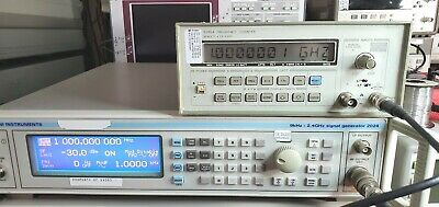 HP Agilent Keysight HP 5385A Frequency Counter 10Hz to 1GHz Calibrated