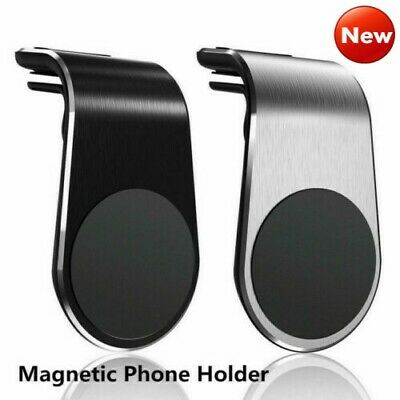 Universal Magnetic Phone Holder Bracket Clip Car Air Vent for Mobile Phone GPS L