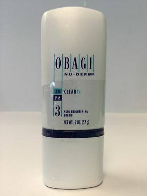 Obagi Nu-Derm Clear Fx 2 oz Brand New Sealed HYDROQUINOIN FREE
