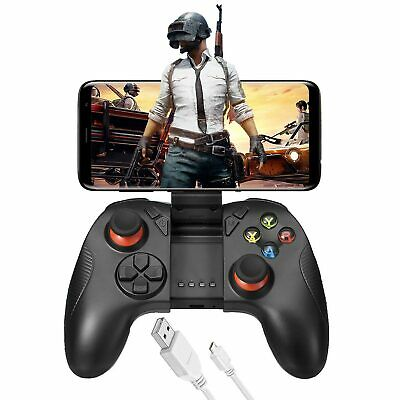 Wireless Bluetooth Remote Game Controller For iPhone 11 PUBG Fortnite Mobile
