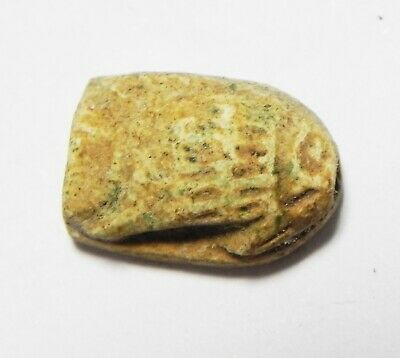 Zurqieh - As13186-  Ancient Egypt. New Kingdom Stone Scarab. 1400-1200 B.c