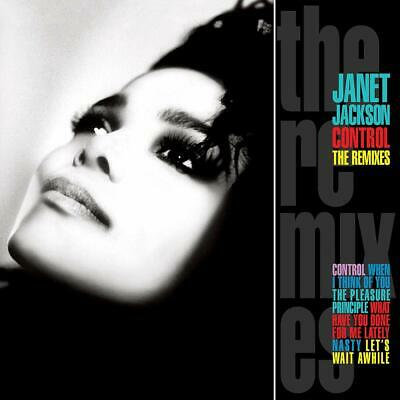 Janet Jackson - Control: The Remixes [CD] Released On 26/07/2019