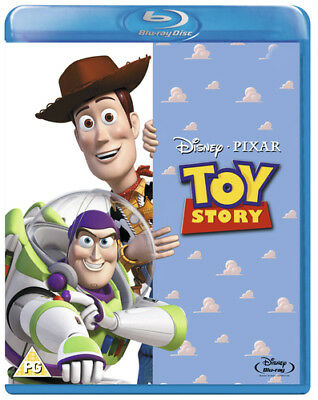 Toy Story DVD (2012) John Lasseter cert PG ***NEW*** FREE Shipping, Save £s