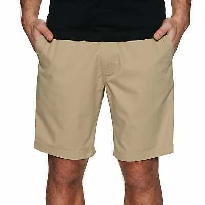 O Neill Friday Night Chino Shorts Walk - Marl Brown All Sizes