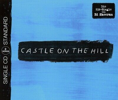 Ed Sheeran - Castle On The Hill(2-Track)