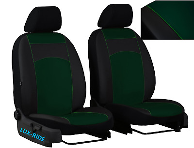 Ford Focus 2004-2011 1+1 Artificial Leather Front Universal Seat Covers