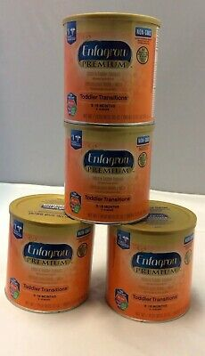 ENFAMIL PREMIUM INFANT AND TODDLER FORMULA. TODDLER TRANSITIONS. 4- 20. oz Cans.
