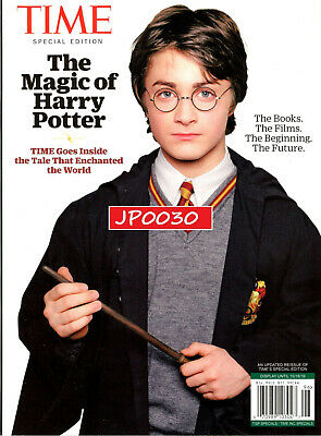 Time Special Edition 2019, The Magic Of Harry Potter, New/Sealed,Updated/Reissue