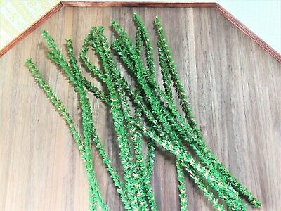 6 Feet of Dollhouse Miniature Pine Garland for Christmas Decorating #SDP3021300