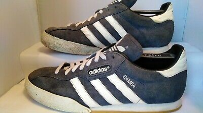 8ebe9fb1a ADIDAS SAMBA SUPER originals trainers, suede black/grey,brand new in ...